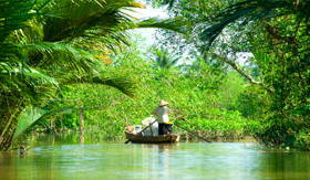 Princess Cruises Mekong Delta Can Tho Vietnam