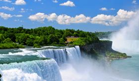 Princess Cruises Niagra Falls Canada