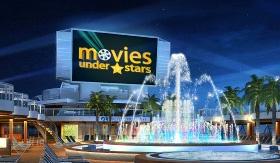 Princess Cruises' Movies Under the Stars aboard Regal Princess