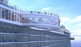 Regal Princess SeaWalk - Princess Cruises