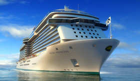 Princess Cruises' Royal Princess