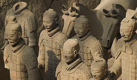 Princess Cruises Terra Cotta Warriors