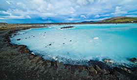 Princess Cruises - Blue Lagoon in Iceland