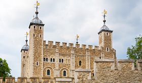 Princess Cruises - Tower of London in England