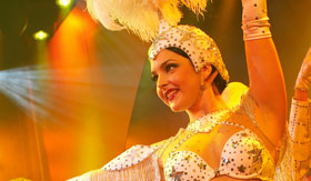 Princess Cruises entertainment Stage Shows
