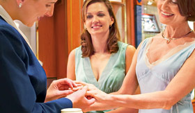 Princess Cruises onboard activities Shopping