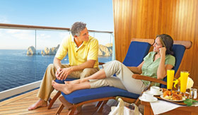 Princess Cruises staterooms Grand Suite with Balcony