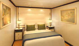 Princess Cruises staterooms Interior Stateroom