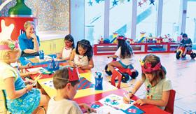 Princess Cruises youth programs Kidsitting