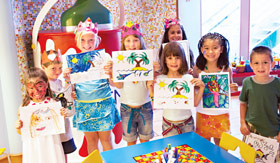 Princess Cruises youth programs Youth Center