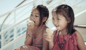 Princess Cruises youth programs Youth Dining