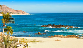 Regent Seven Seas Cruises Beach in Cabo San Lucas, Mexico