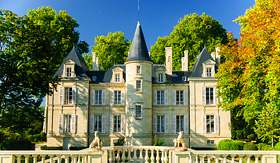 Regent Seven Seas Cruises Chateau Pichon Lalande in region Medoc, France