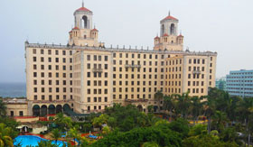 Cuba National Hotel in Havana - Regent Seven Seas Cruises