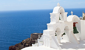 Regent Seven Seas Cruises Greece coast line