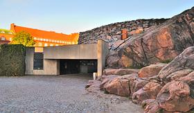 Regent Seven Seas Cruises Helsinki Church in the rock
