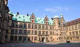 Regent Seven Seas Cruises Kronborg Castle, Kronborg, Helisnger, Denmark