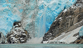 Regent Seven Seas Cruises the Great Northwest Glacier in Kenai Fjords