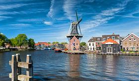 Regent Seven Seas cruises windmill in Holland