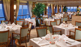 Regent Seven Seas Cruises dining La Veranda