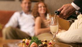 Regent Seven Seas Cruises dining Room Service