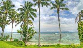 Beach in American Samoa - Regent Seven Seas