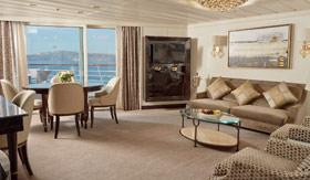 Regent Seven Seas Cruises staterooms Seven Seas Suite