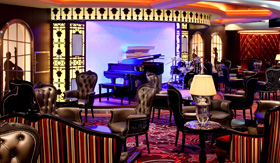 Allure of the Seas Jazz Prohibition Party - Royal Caribbean