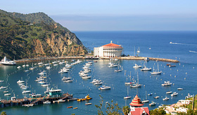 Royal Caribbean Avalon Bay of Catalina Island, California