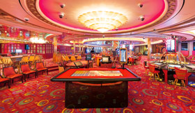 Royal Caribbean International entertainment Casino