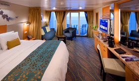 Royal Caribbean Junior Suite with Balcony