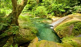 Royal Caribbean Mele Maat Cascades, Vanuatu