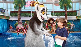 Royal Caribbean DreamWorks Experience aboard Oasis of the Seas