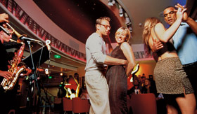 Royal Caribbean International onboard activities Dance Classes
