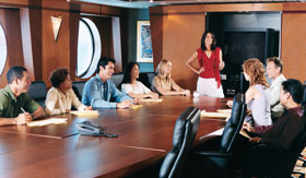 Royal Caribbean International onboard activities Learn a Language