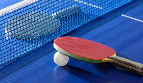 Royal Caribbean International onboard activities Table Tennis