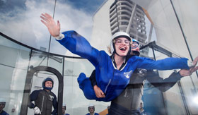 Royal Caribbean Ovation of the Seas' RipCord by iFly