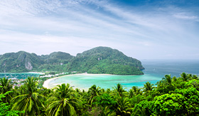 Royal Caribbean Phi Phi Island Thailand