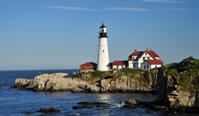 Royal Caribbean Portland Head Lighthouse Maine