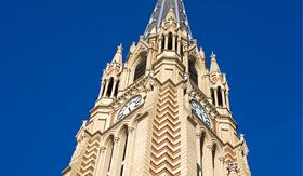 Royal Caribbean San Isidro Cathedral Buenos Aires Argentina