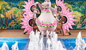 Royal Caribbean International special events The DreamWorks Channel