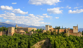 Royal Caribbean The Alhambra Palace Spain