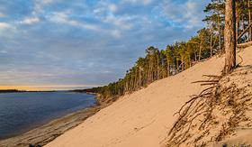 Royal Caribbean White dune in Jurmala, Latvia