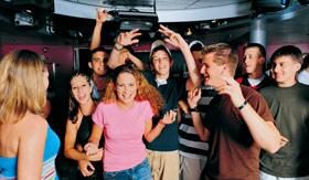 Royal Caribbean International youth programs After Dark Fun for Kids