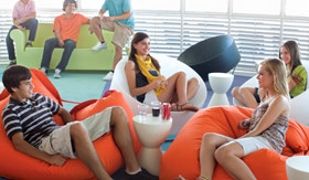 Royal Caribbean International youth programs Teen Only Hangouts