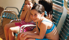 Royal Caribbean International youth programs Just for Kids - Voyagers (9-11)
