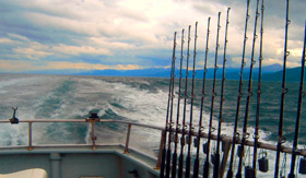 Seabourn Alaska Halibut Fishing