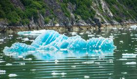 Seabourn Alaska Tracy Arm Glacier