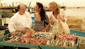 Seabourn Chef Onshore