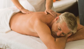 Seabourn Encore spa massage